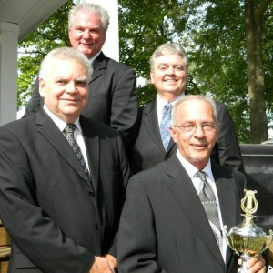 The Vintage Quartet - Southern Gospel Group in Lexington, North Carolina
