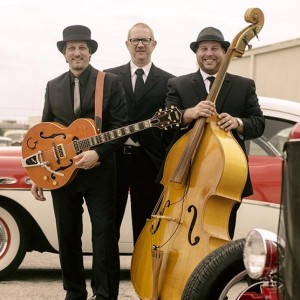 The Vinyl Stripes - Rockabilly Band in Dallas, Texas