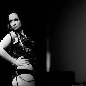 Melody Moonbarer - Burlesque Entertainment in Paducah, Kentucky
