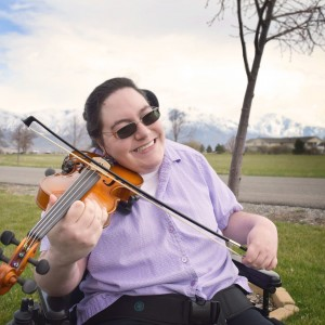 The Violin Audition - Violinist in Garland, Utah