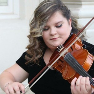 The Violinist, Kayla Peterson - Violinist in Hesperia, California