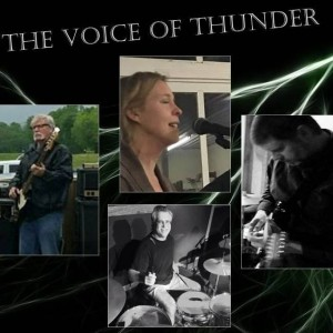The Voice of Thunder - Classic Rock Band in Nashville, Tennessee