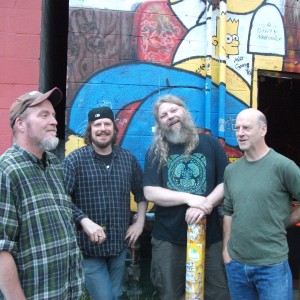 The Wanderin' Kind - Rock Band in Olympia, Washington