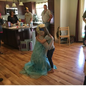 The Wandering Princess - Children's Party Entertainment / Princess Party in Forks, Washington