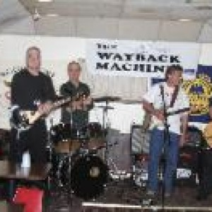 The Wayback Machine - Rock Band in Arlington, Massachusetts