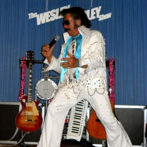 The Wesley Presley Show - Tribute Artist / Crooner in Jacksonville, Florida