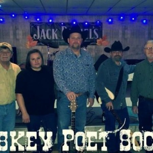 "The ""whiskey poet society band"""