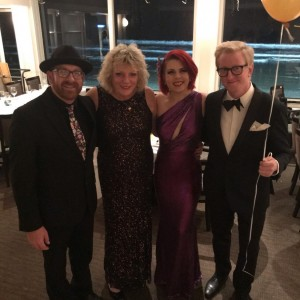 The Whitney Shay Quartet - Jazz Band / Holiday Party Entertainment in San Diego, California