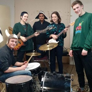 The Why Knots - Rock Band / Alternative Band in Toronto, Ontario
