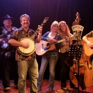 The Wildcat Mountain Ramblers - Bluegrass Band / Mardi Gras Entertainment in Los Gatos, California