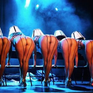 The Wily Minxes: Award-Winning Burlesque Troupe - Burlesque Entertainment in Santa Cruz, California