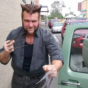 The Wolverine - Actor in Burlington, Washington