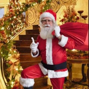 The Worldly Santa - Santa Claus / Holiday Entertainment in Olympia, Washington