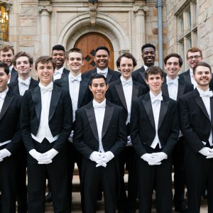 The Yale Whiffenpoofs - A Cappella Group in New Haven, Connecticut