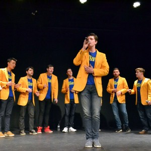 The YellowJackets - A Cappella Group / Singing Group in New York City, New York