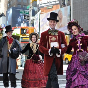 The Yuletide Carolers (NYC) - Christmas Carolers in New York City, New York