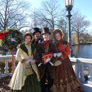 The Yuletide Carolers (New Jersey) - Christmas Carolers in Cranford, New Jersey