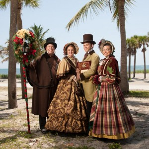 The Yuletide Carolers (South Florida) - Christmas Carolers / Holiday Party Entertainment in Pompano Beach, Florida