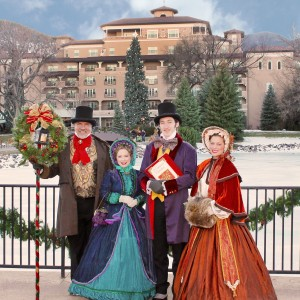 The Yuletide Carolers (Denver Colorado)