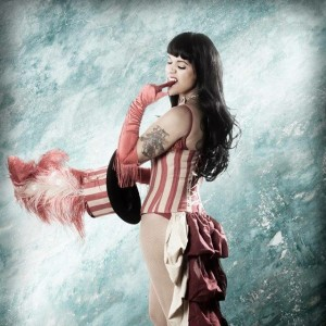 Theater of Burlesque - Burlesque Entertainment / Dancer in Portland, Oregon