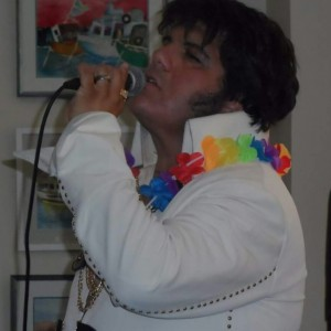 Ruben...A Tribute to the King - Elvis Impersonator in Brick, New Jersey