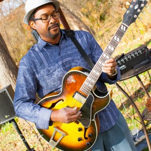 Thel Petty - Jazz Guitarist / Tea Party in Charlotte, North Carolina