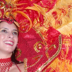 Thelma Ladera - Ginga Brasileira Dance Company - Samba Dancer in New Haven, Connecticut