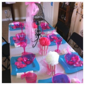 Themed Mobile Spa Parties - Princess Party / Event Planner in Dallas, Texas