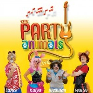 The Party Animals Live - Children's Music in North Hollywood, California