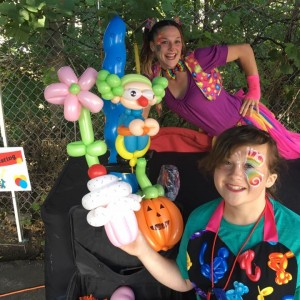 ThePartyFun - Face Painter / Outdoor Party Entertainment in North Andover, Massachusetts