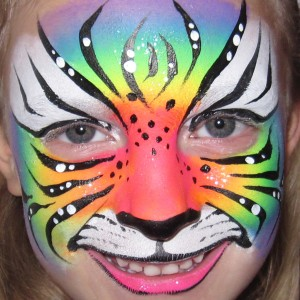 Theresa's Touch Face Painting - Face Painter / Halloween Party Entertainment in Cincinnati, Ohio