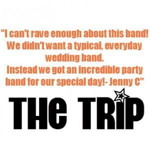The Trip - Wedding Band in Anaheim, California