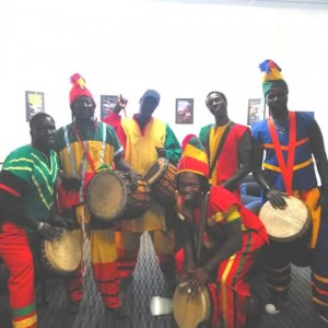 Thiane Diouf - African Griot, Drum & Dance - African Entertainment in Los Angeles, California