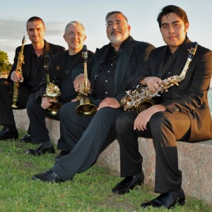 Thimble Islands Saxophone Quartet