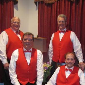Third Lane Quartet - Barbershop Quartet in Hagerstown, Maryland