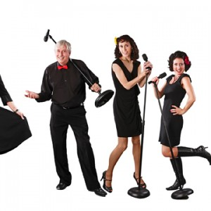 Third Row Center Singers - A Cappella Group / Singing Telegram in Palm Beach, Florida