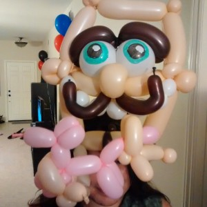 Thomas Ryan The Balloon Wrestler - Balloon Decor / Balloon Twister in Riverside, California