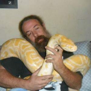 Thomas The Snakeman - Arts/Entertainment Speaker in Houston, Texas