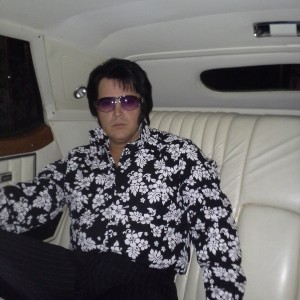 Thompson*Entertainment - Elvis Impersonator in Pigeon Forge, Tennessee
