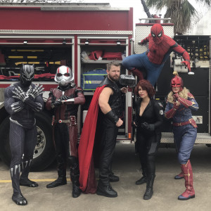 Texas Thor Heros and More - Photo Booths / Family Entertainment in San Antonio, Texas