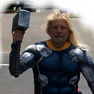 THOR Impersonator - Actor / Costumed Character in Bakersfield, California