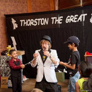 Thorston The Great! - Children's Party Magician in Arlington, Texas