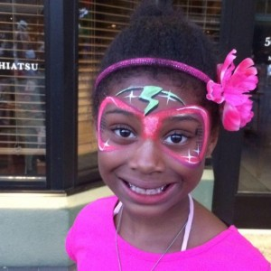Thou Art Beautiful - Face Painter in Oregon City, Oregon