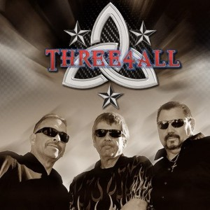 Three4all - Cover Band in Santa Maria, California