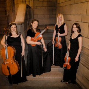 Three Rivers String Quartet - String Quartet in Pittsburgh, Pennsylvania