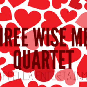 Three Wise Men Quartet - Barbershop Quartet / A Cappella Group in Bellingham, Washington