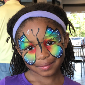 Three's a Charm Face Painting - Face Painter in Virginia Beach, Virginia