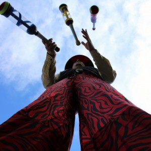 Throwing Stuff - Juggler / Stilt Walker in Roswell, Georgia