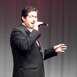Thunder Pinard - Crooner in Rome, Georgia
