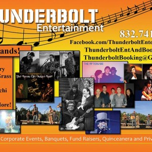 Thunderbolt Entertainment - Acoustic Band in Pasadena, Texas